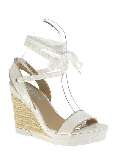Calvin Klein Casual Ayakkabı Beyaz